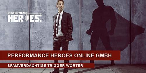 Spamverdächtige Trigger-Wörter Titelbild
